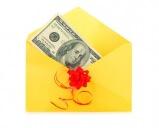 מעטפה עם כסף - הזמנה לחתונה