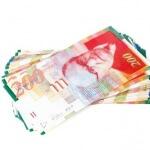 שטרות כסף ישראליים